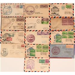 First Flight South Dakota Covers  (116776)