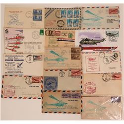 Helicopter First Day Covers  (116753)