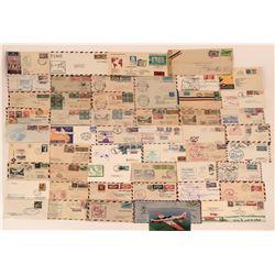 Trans Ocean First Flight Covers   (117136)