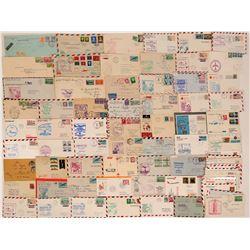Transatlantic First Flight Covers (70)  (117121)