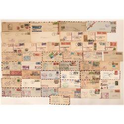 Transatlantic First Flight Covers  (117129)