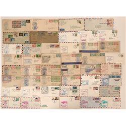 Transatlantic First Flight Covers  (117130)