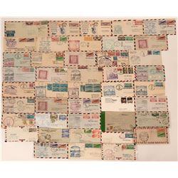 Transatlantic First Flight Covers  (117135)