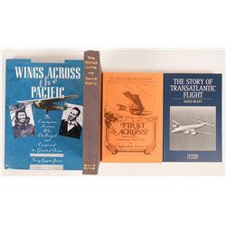 Trans-Ocean Flights References (4)   (116456)