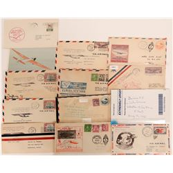 Glider Air Mail Events Contests Covers  (116791)