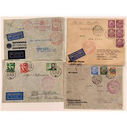 """""""Zeppelin Delivered"""" Cover Quartet (116583)"""