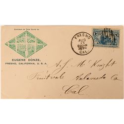Bicycle Mail Cover   (116199)