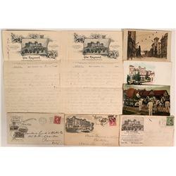 Pasadena Postal History Group  (112656)