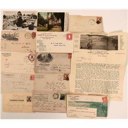 San Jose & Santa Clara Postal History Group  (113004)