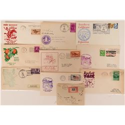 California Expos and Special Covers  (116624)