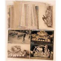 Shriners' Electric Parade Postcards  (115551)