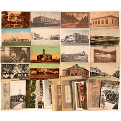 Madera, California Postcard Collection  (113133)