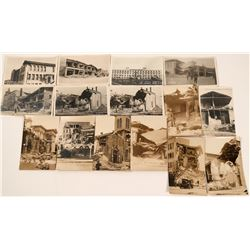 Real Photo Postcards of 1925 Santa Barbara Earthquake  (113097)