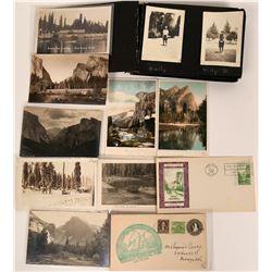 Yosemite Postcards & Photos  (113150)