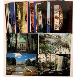 23 Later Date Color Postcards from St. Louis, Missouri  (110349)