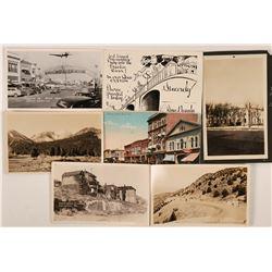 Reno & Virginia City Area Postcards  (115739)