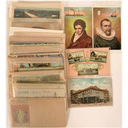 Hudson-Fulton Celebration Postcards  (115561)