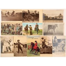 101 Ranch Postcard Group  (113106)