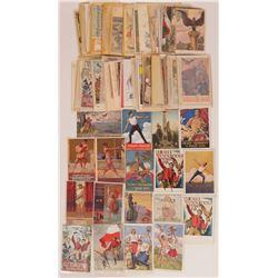 International Postcards: Praze Vsesokolsky Sports Games & Festivals  (116606)