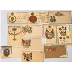 British Royalty Postcards by Tuck (14)  (111619)