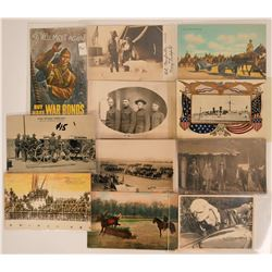 Military Postcards  (116761)