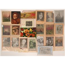 Puzzle & Holographic Novelty Postcards  (115626)