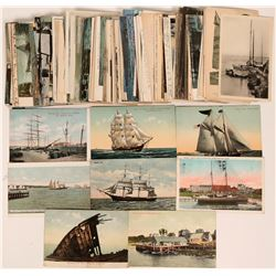 Sailing Ships Postcard Collection  (115482)