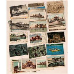 Various Postcards Grab Bag (Mining, Western)  (116474)