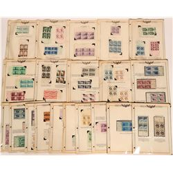 Americana Stamp Collection  (116097)