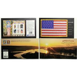 Lewis & Clark/ Old Glory Postal Booklets  (114139)