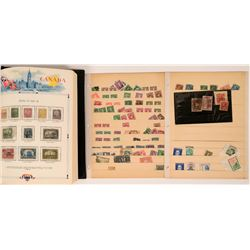 Canadian Stamp Collection 1851-1959  (116095)