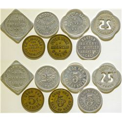 Anaheim Token Collection  (115762)