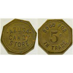 Azusa Candy Store Token  (115767)
