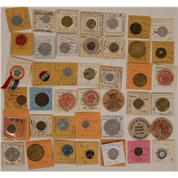 Bakersfield Token Collection  (116402)