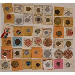 Bakersfield Token Collection  (116402)