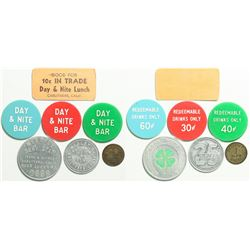 Caruthers Token Collection  (114576)