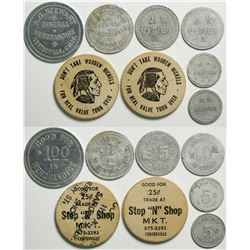 Centerville Token Collection  (114577)