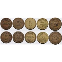 Delano Token Collection  (115412)