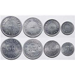 Ramon Grocery Token Set  (115453)