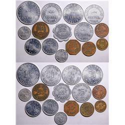 Exeter Token Collection  (115571)