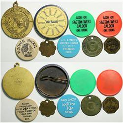 Firebaugh Token Collection  (114419)