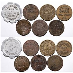 Fort Bragg Token Collection  (115479)