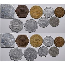 "Fresno ""Club"" Tokens  (116524)"