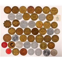 Fresno Area School Token Collection  (116001)