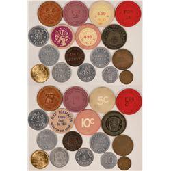 Fresno Fraternal Token Collection  (116527)