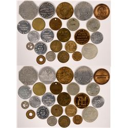 Fresno Token Collection  (116521)