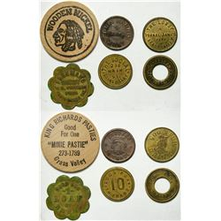 Grass Valley Token Collection  (114977)