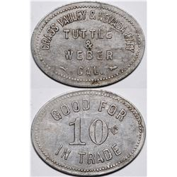 Tuttle & Weber Token  (115577)