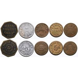 Gridley Token Collection  (115477)