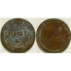 Moodey & Dusy Token  (115631)